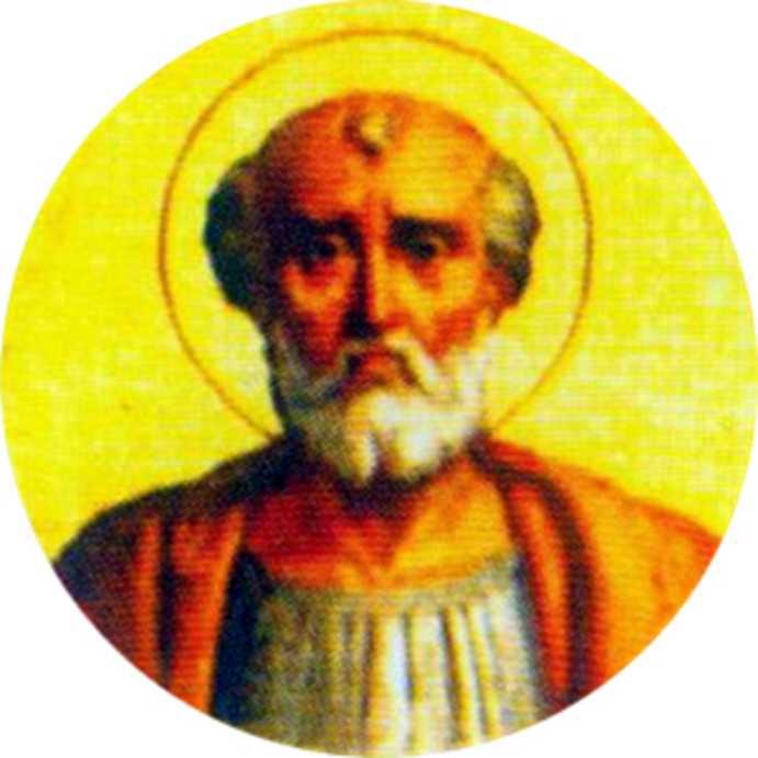 A nap Szentje SZENT I. CALLISTUS PÁPA
